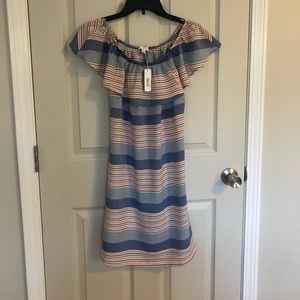 Charming Charlie Striped Sundress